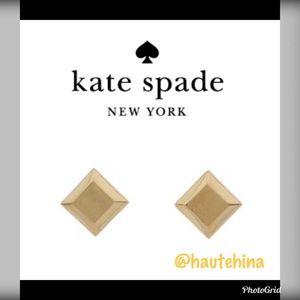 Kate Spade gold Big Dipper studs